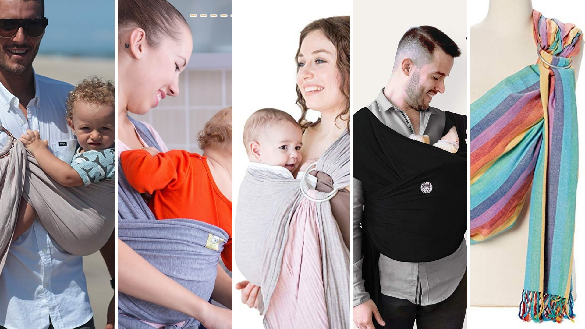 Top 5 Pick Baby Wraps / Baby Slings