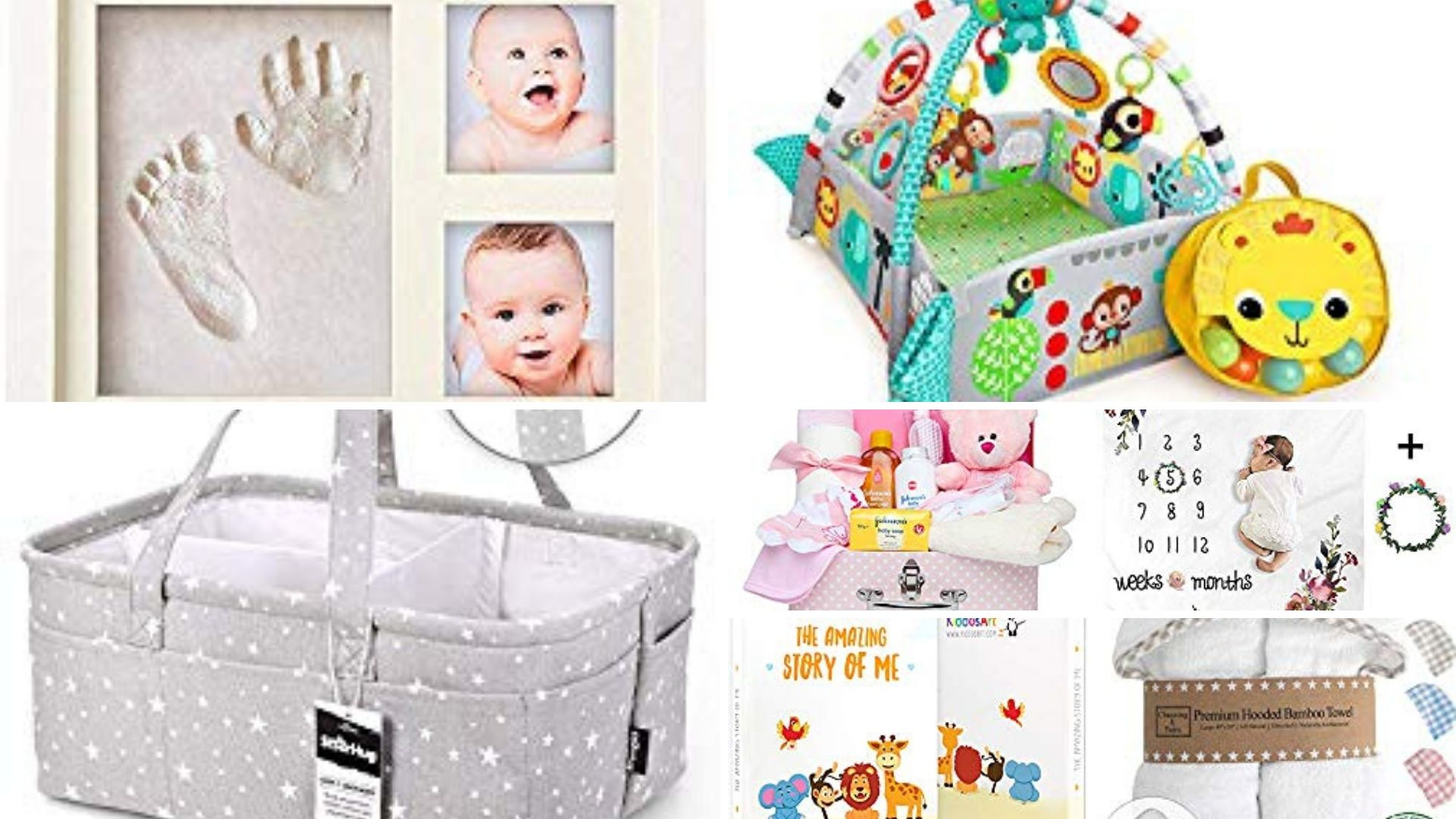 gifts for baby RFM