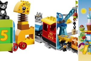Educational Toys and Play with LEGO DUPLO