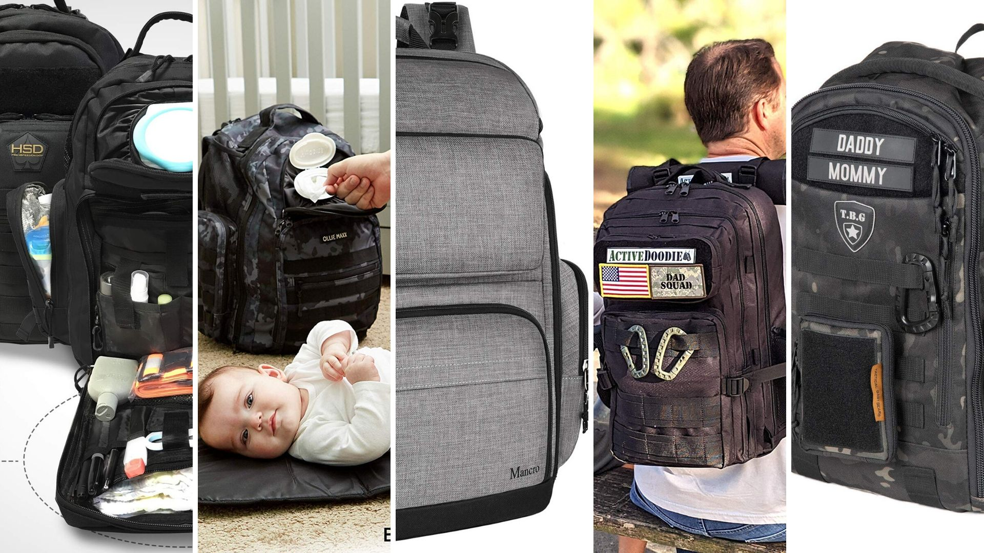 dad diaper bag backpack reviews for moms
