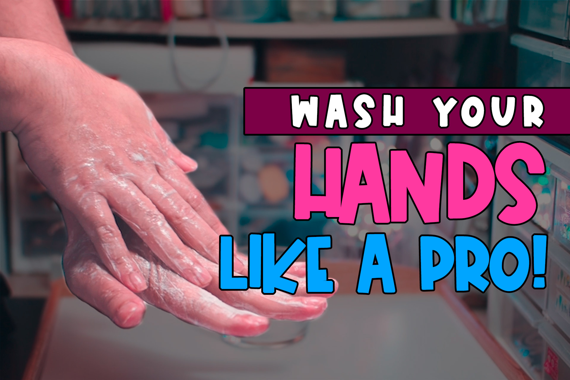 Reviews for Moms Wash Hands Like a Pro